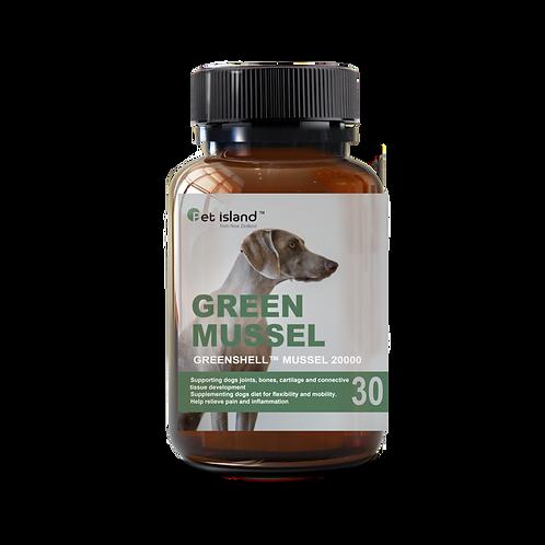 GREEN MUSSEL (DOG JOINT) 30 CAP