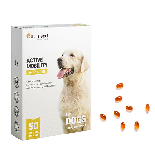 ACTIVE MOBILITY(Joint&Skin) for Dog
