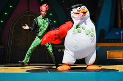 Penguins LIVE on stage