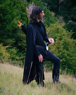 Ranger costume shot