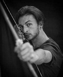 Archer shot
