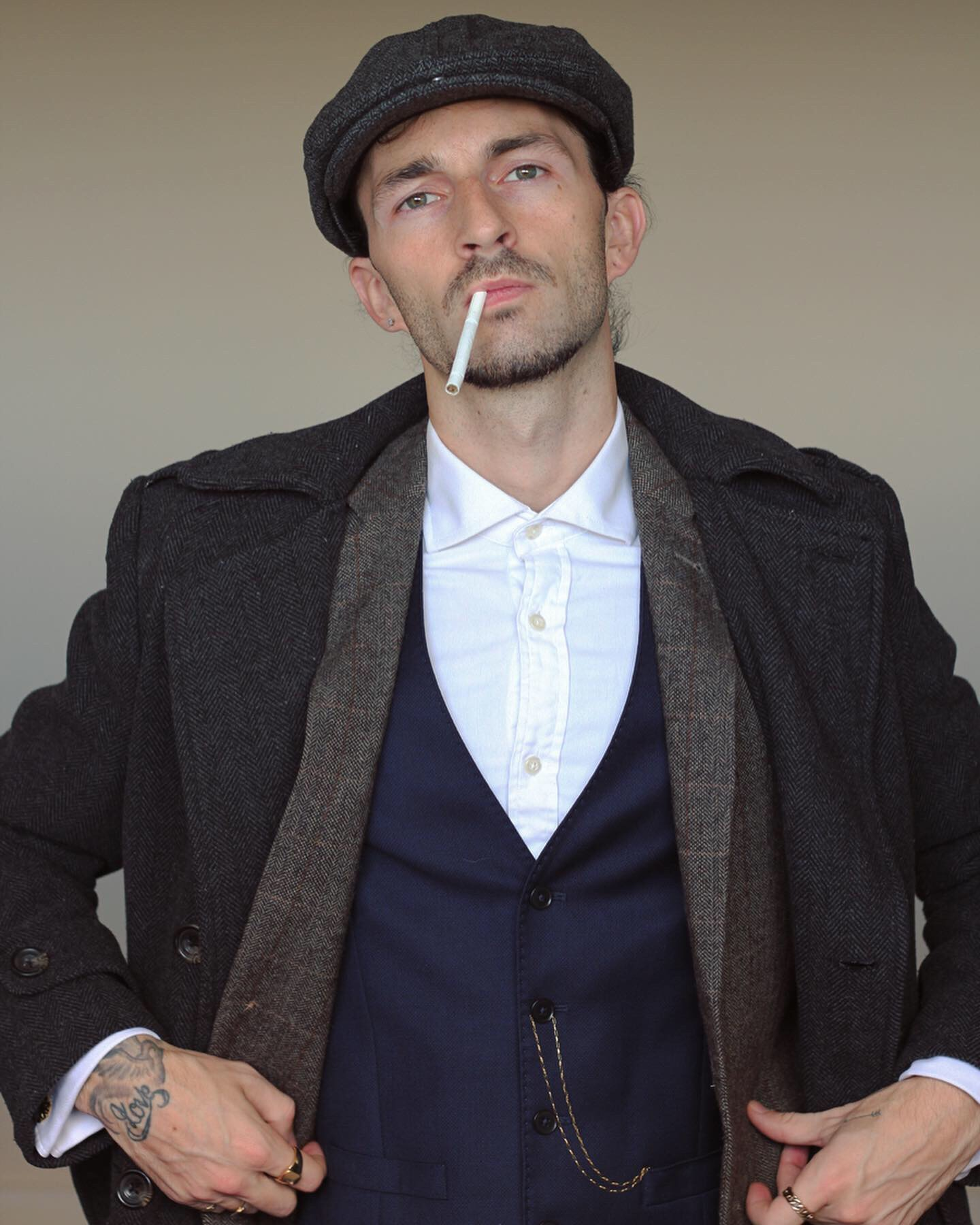 Peaky Blinders photoshoot