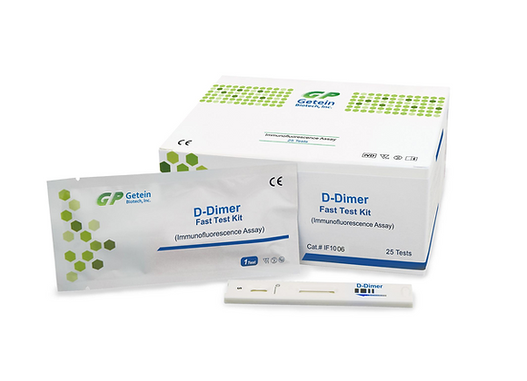 GP Getein Biotech , SARS CoV 2 Antigen Test Kit -Min 25St.