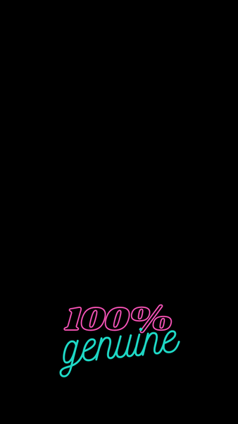100% Genuine iPhone Wallpaper