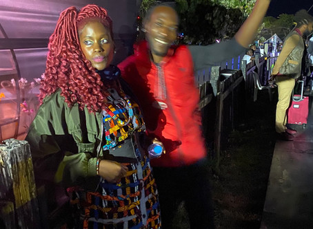 Treesha goes to Rebel Salute Festival 2020 Jamaica