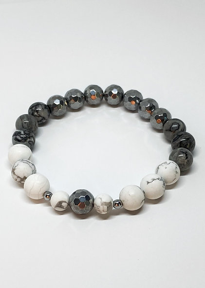 Elegant & Flourishing Mala Bracelet