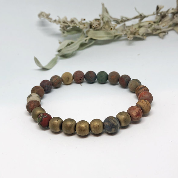 Inner Creation Mala Bracelet