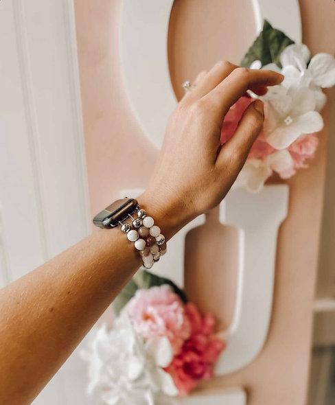 Gemstone Apple Watch Band 38/40mm