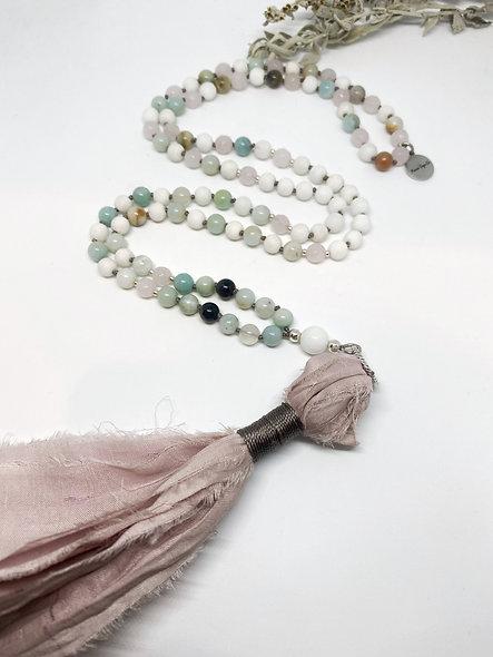 Goddess 108 Mala Necklace