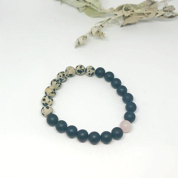 Joyful Love Mala Bracelet