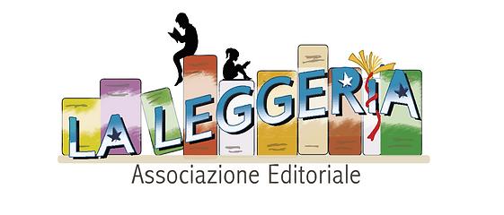 Il logo dell'Associazione Editoriale La Leggeria