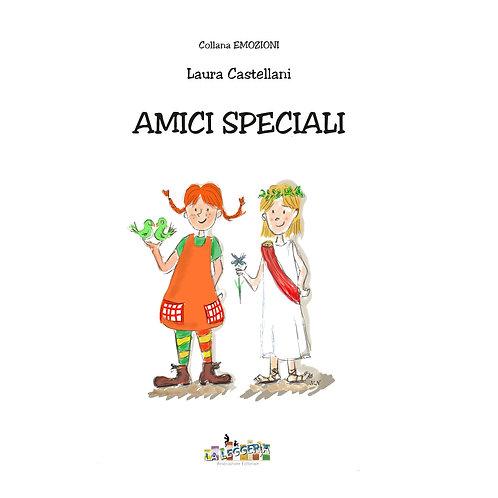 AMICI SPECIALI -  DA 8 ANNI