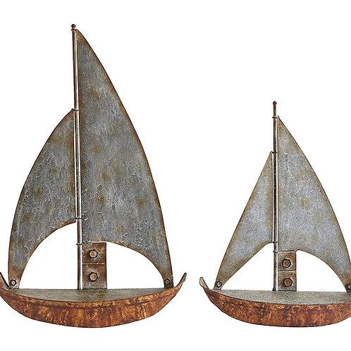 Rustic Sailboat - 2 sizes