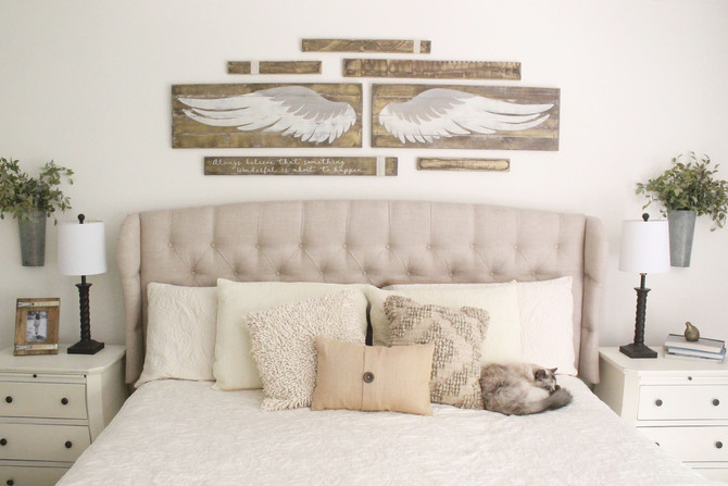 Angel Wings from Woodstock Rustic