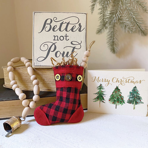 BETTER NOT POUT gift set 3-4 pc