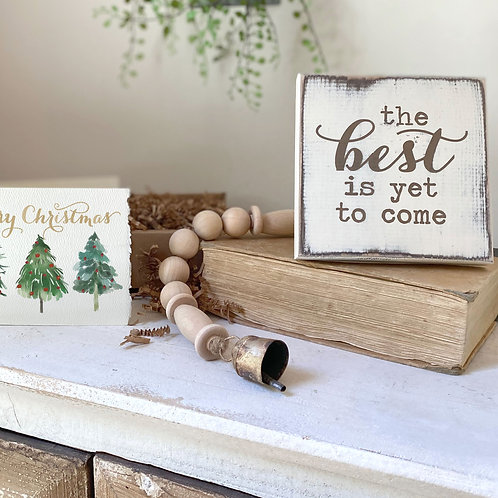 The best is yet to come gift set 3-4 pc