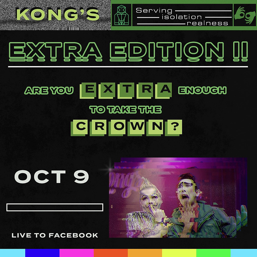 Kong's Extra Edition II