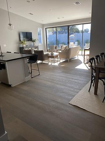 Engineered Wood Floors in Scottsdale Hom