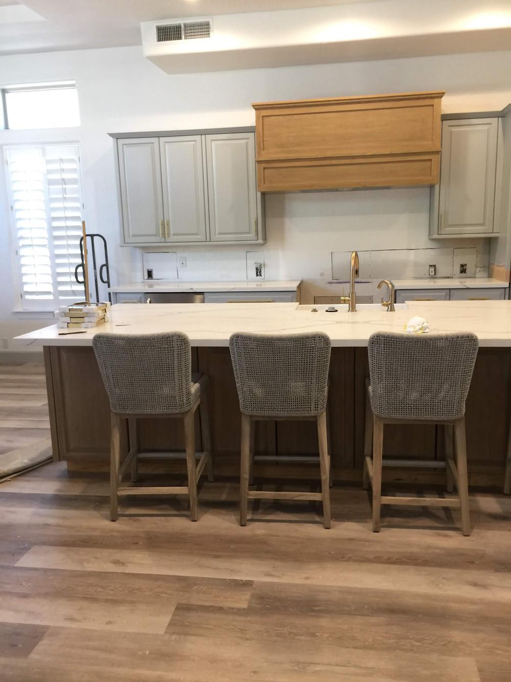 Waterproof Kitchen Flooring