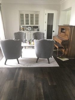 nail down wood floor