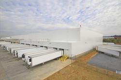 Nordic Cold Storage - Freezer Expansion