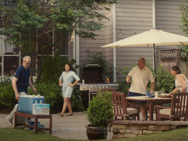 Bud Light - Packing the Cooler