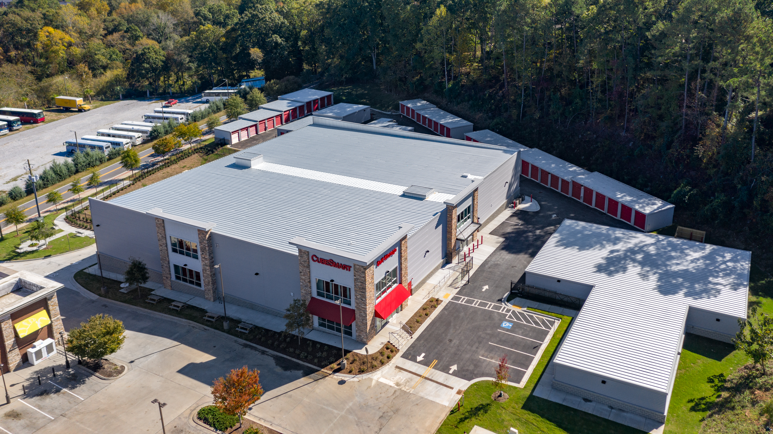 Cubesmart Self Storage - Athens, GA