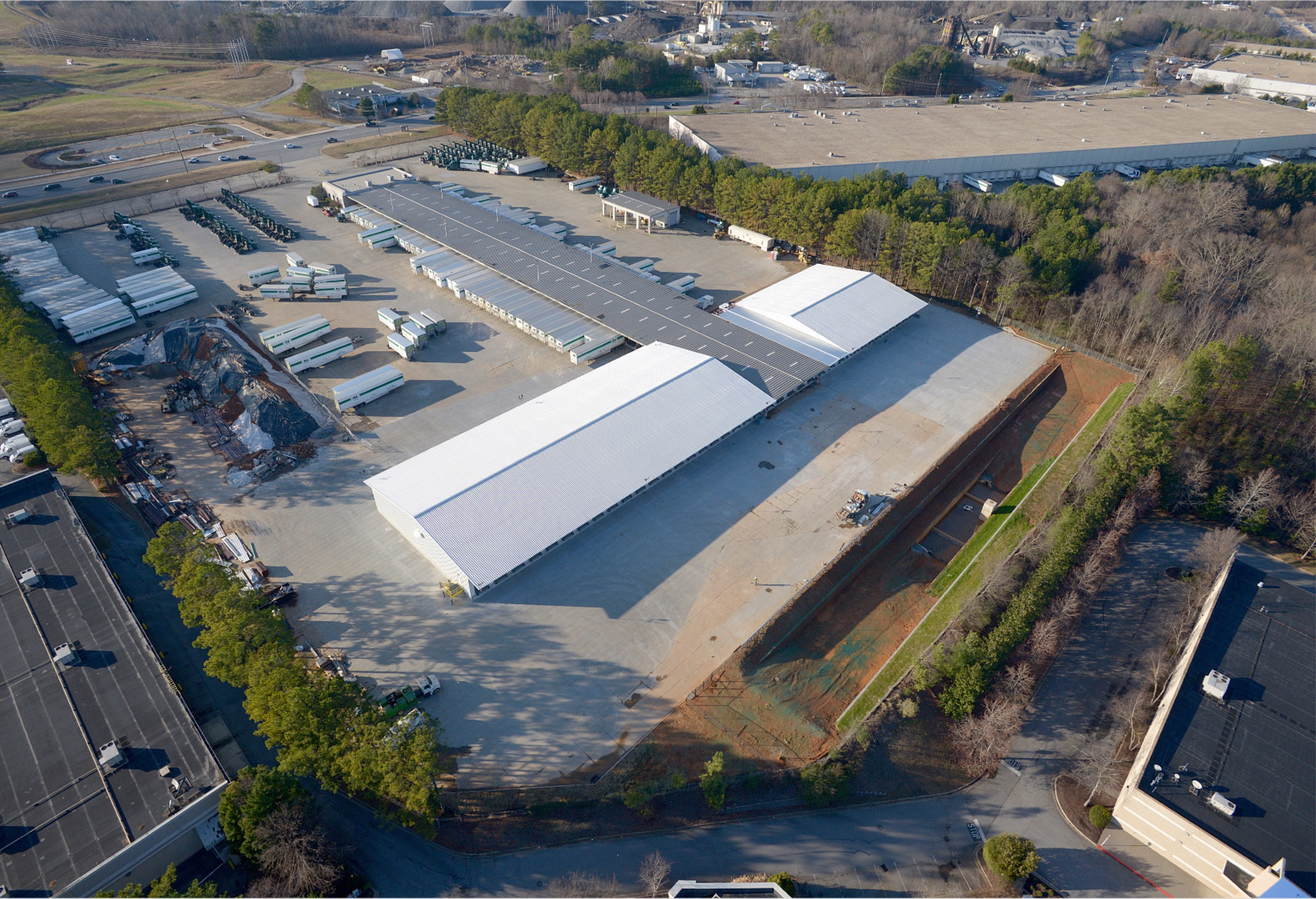 R&L Carriers Terminal Expansion