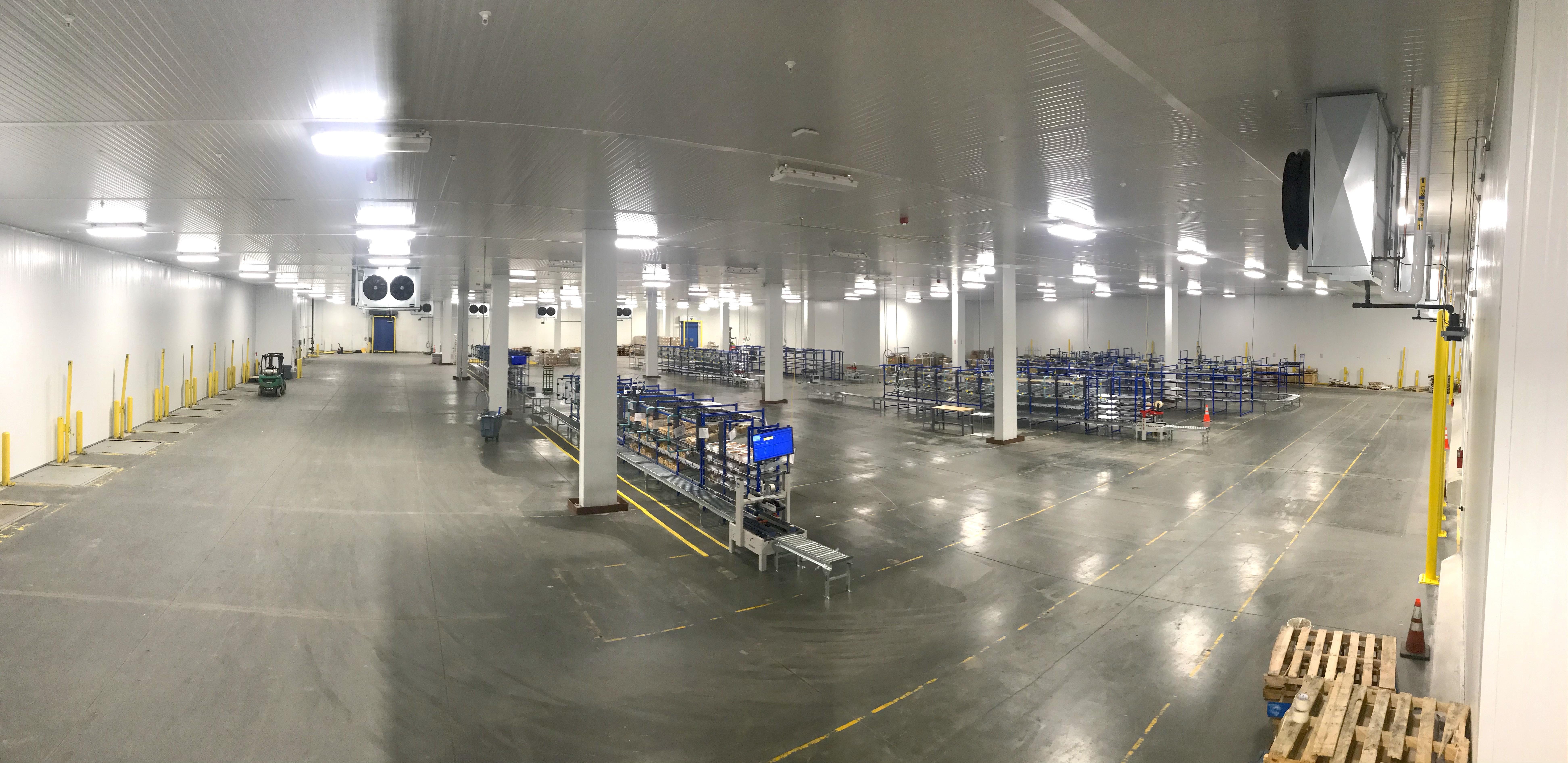 HelloFresh Distribution Facility