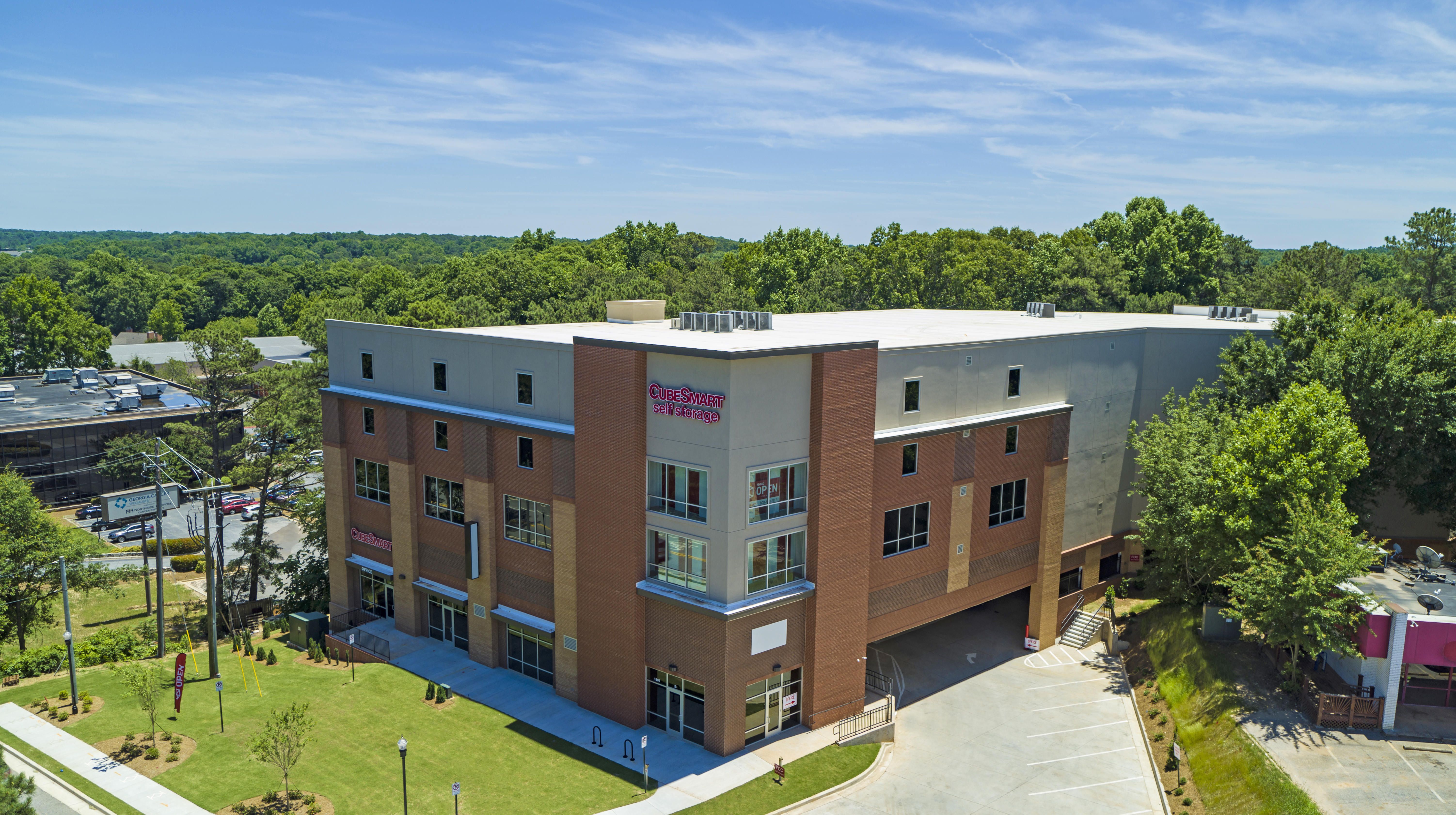 CubeSmart Storage - Dunwoody, GA