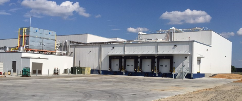 US Cold Storage Blast Freezer Expansion