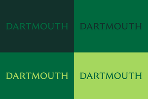 Dartmouth colors