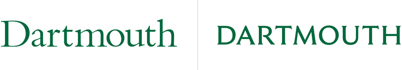 Dartmouth wordmark