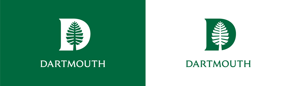 Dartmouth D-Pine logo