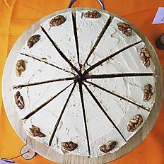 Carrot cake (Gluten free)