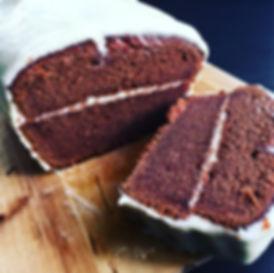 Beetrot red velvet cake
