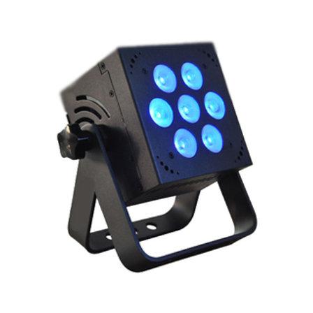 Glow F7W LED Flat Par
