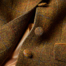 Harris Tweed Manderine
