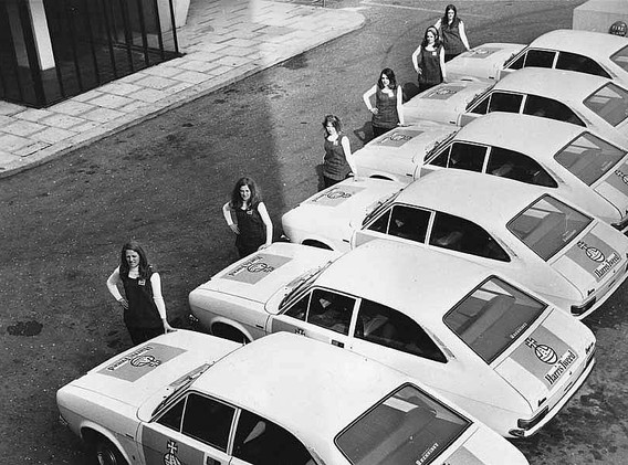 Press Cars