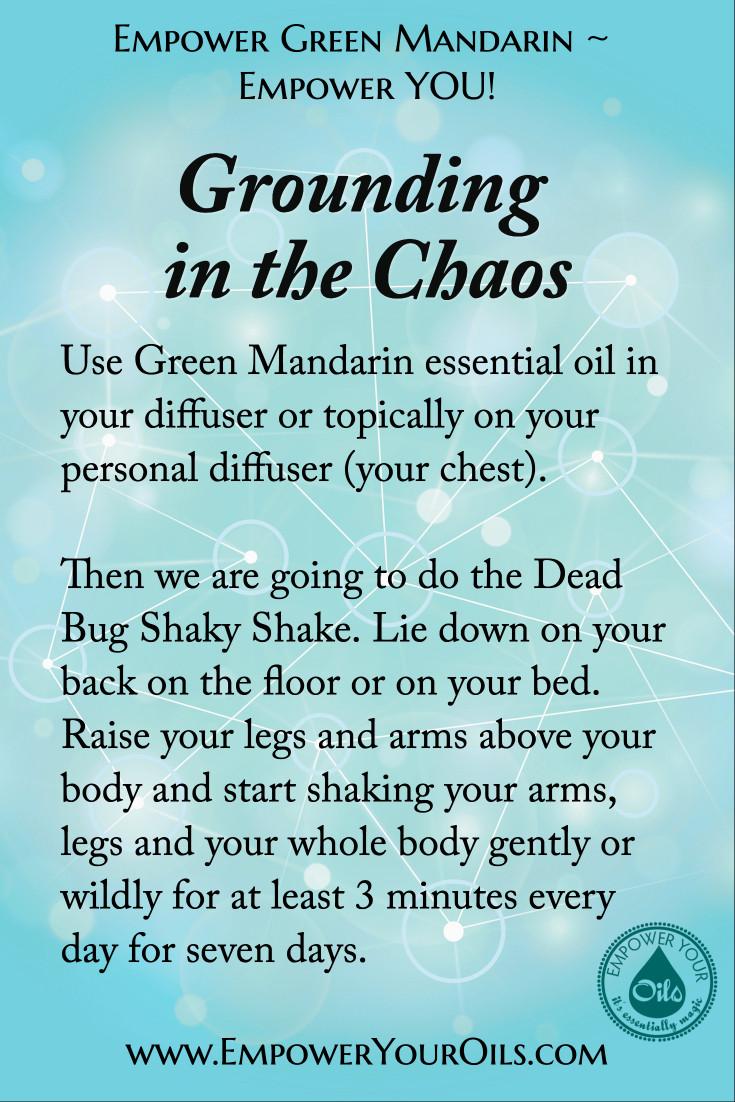 Empower Green Mandarin Empower You!