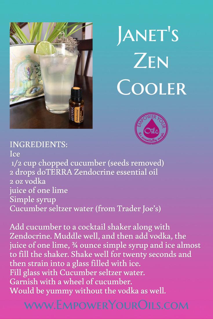 Janet's Zen Cooler