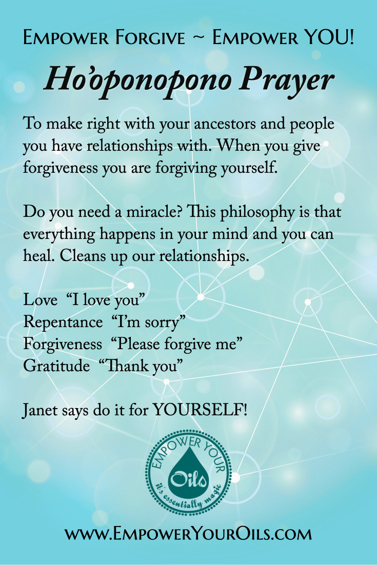 Empower FORGIVE~ Empower You!