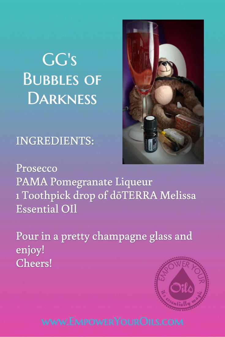 GG's Bubbles of Dark