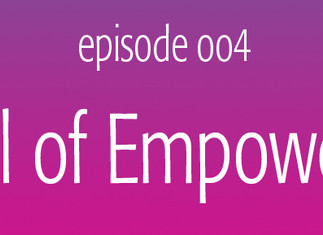 The oil of empowerment