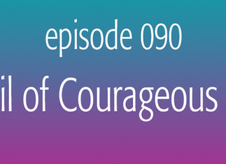 The Oil of Courageous Action