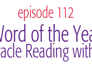 Word of the Year Essential Oil Reading with Gina