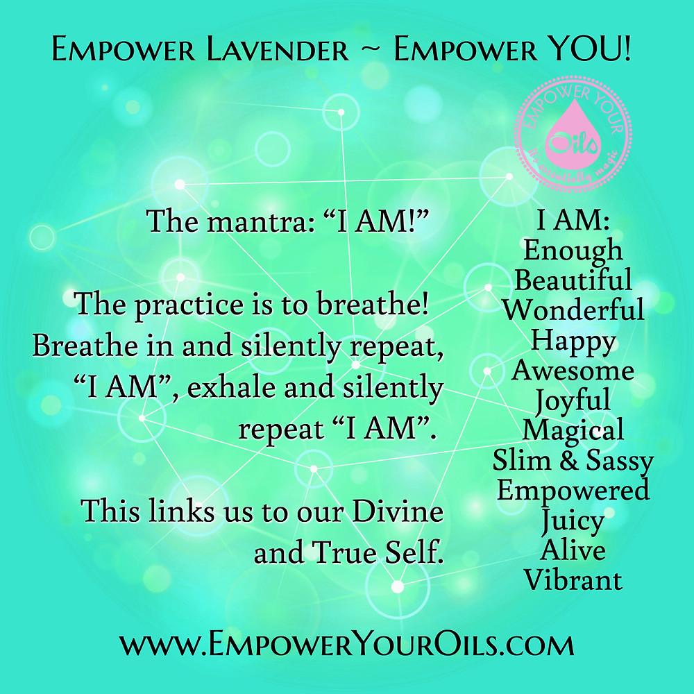 Empower Lavender - Empower You!