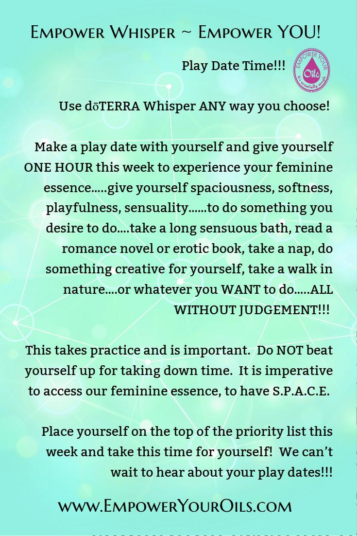 Empower Whisper - Empower You!