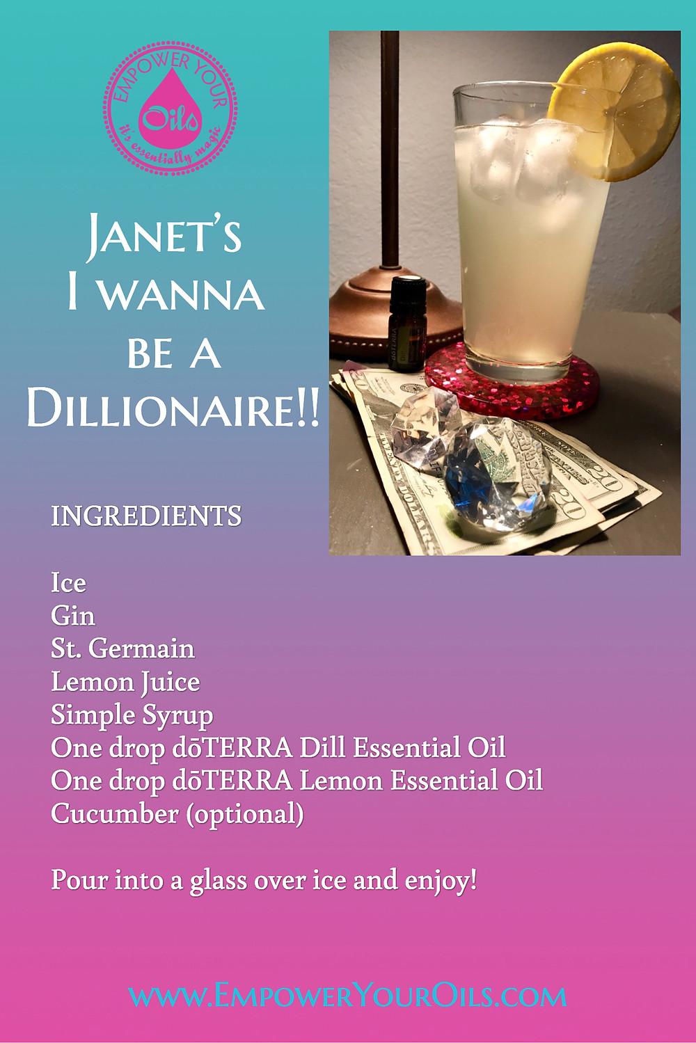 Janet's I Wanna Be a Dillionaire!!