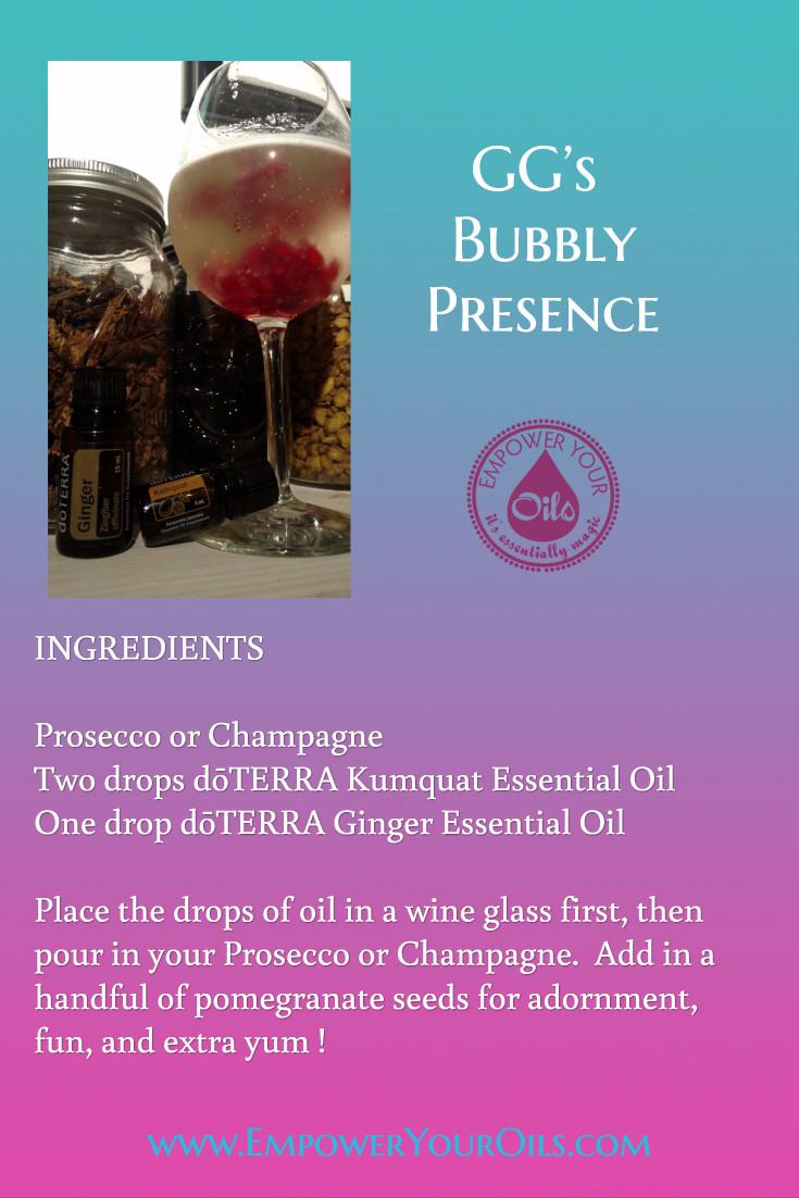 GG's Bubbly Presence
